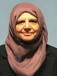 Asma Dadabhoy : Receptionist