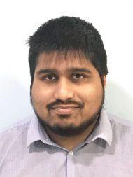 Shajahan Uddin : Receptionist
