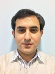 Ali Jamal : Clinical Services Manager
