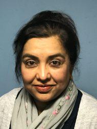 Shirin Shaikh : Receptionist