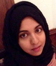 Samia Ali : Senior Administrator