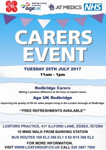 loxford-carers-event-poster-1