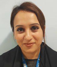 Dilruba Ahmed : Senior Administrator