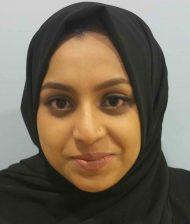 Farhana Hussain : Practice Pharmacist