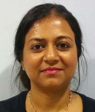 Dr Lyra-Dipti Chacko-Bakshi : GP