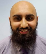 Mansha Ahmed : Healthcare Assistant