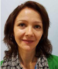 Mihaela Maria Birsan : Receptionist