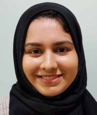 Somaya Ahmed : Healthcare Assistant