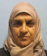 Zaib Alnisa : Receptionist