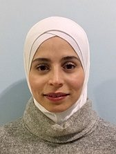 Ibtisam Samai : Receptionist